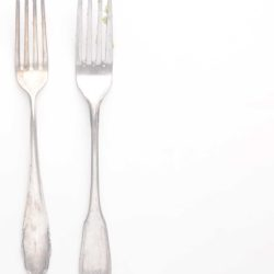 two forks about