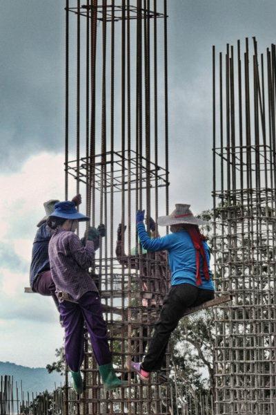 construction photograph travels