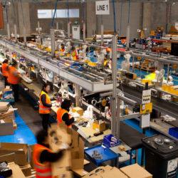 production facility photography