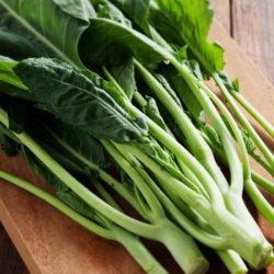 Chinese Greens Image - Sydney Food Photographer
