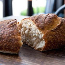 sourdough bread photography