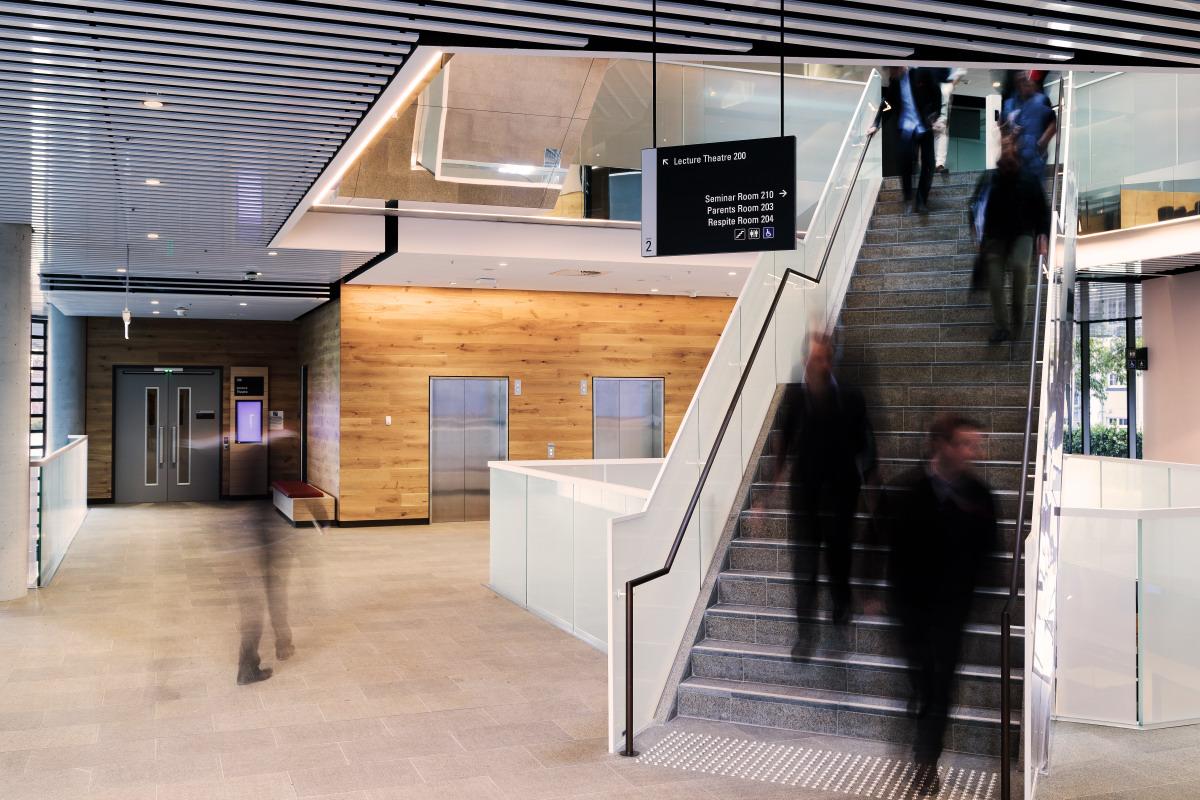 Commercial Interiors Photographer - Sydney