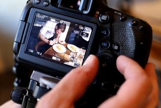 Behind the Scenes Sydney Food Photographer